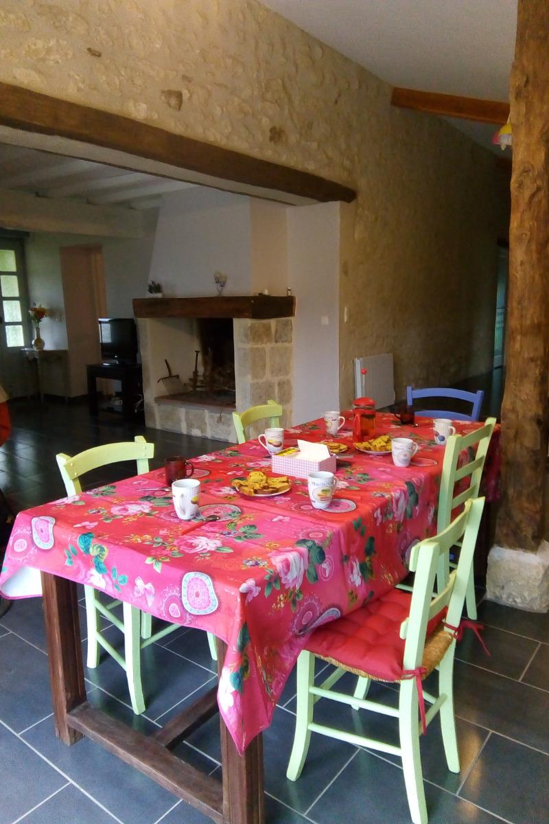 Le Blanquet – salle à manger