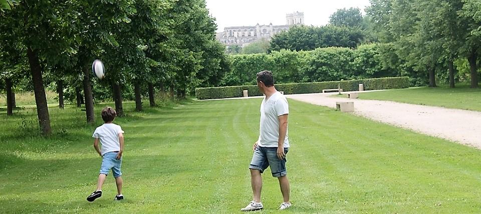 Parque Couloumé Auch