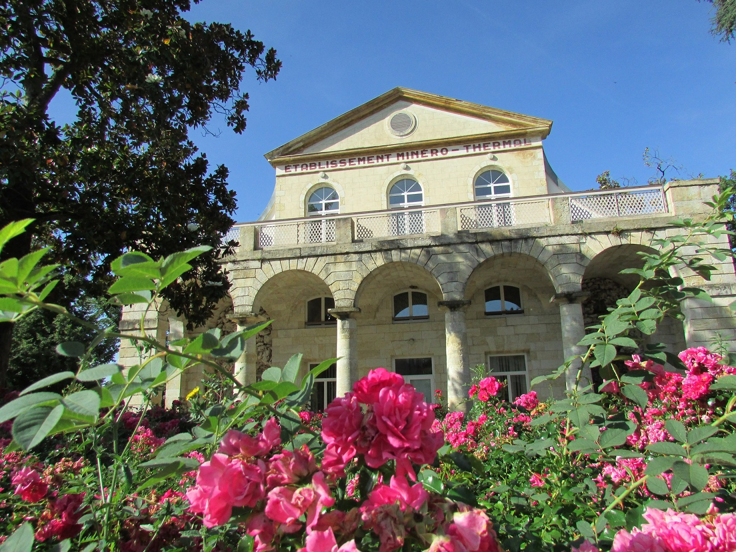 Thermes Castera-Verduzan ©Office-de-Tourisme-Grand Auch-coeur-de-Gascogne
