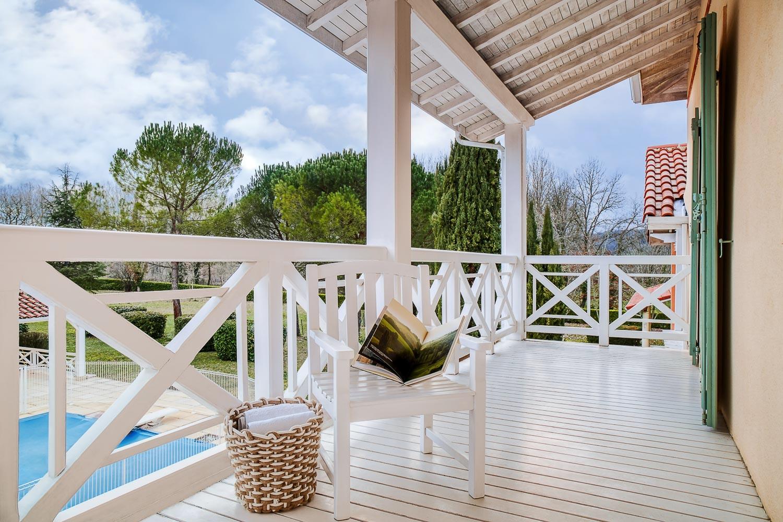 Domaine de Cyprès – balcon