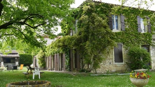 Gîte Montferret-Bellevue