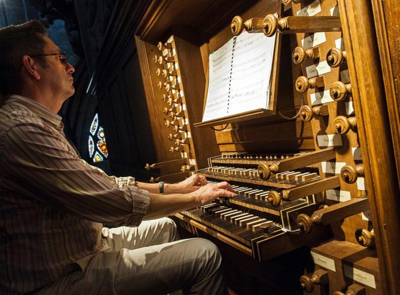 Les orgues de la cathédrale Sainte-Marie d'Auch