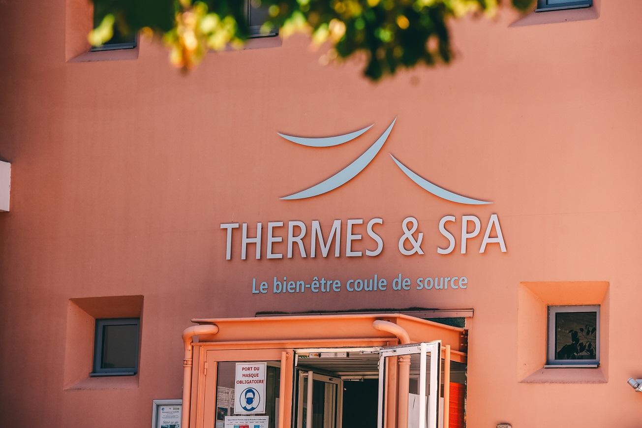 Thermes et spa de Castera-Verduzan