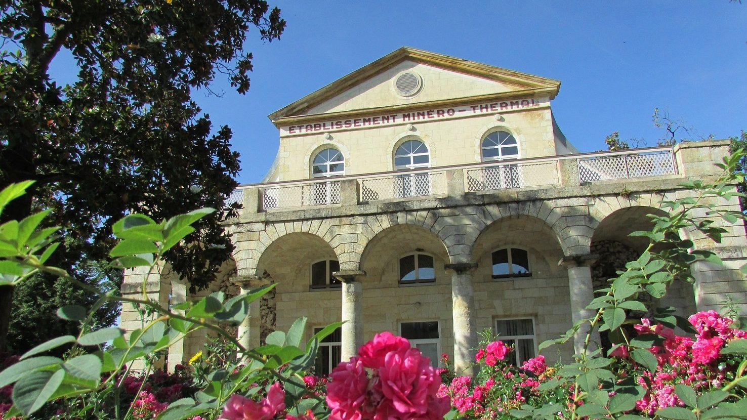 Thermes de Castera-Verduzan © Office de tourisme Grand Auch Coeur de Gascogne