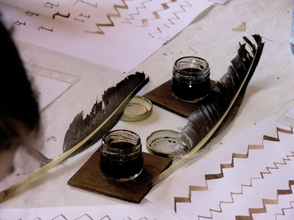 Atelier Enluminure et Calligraphie