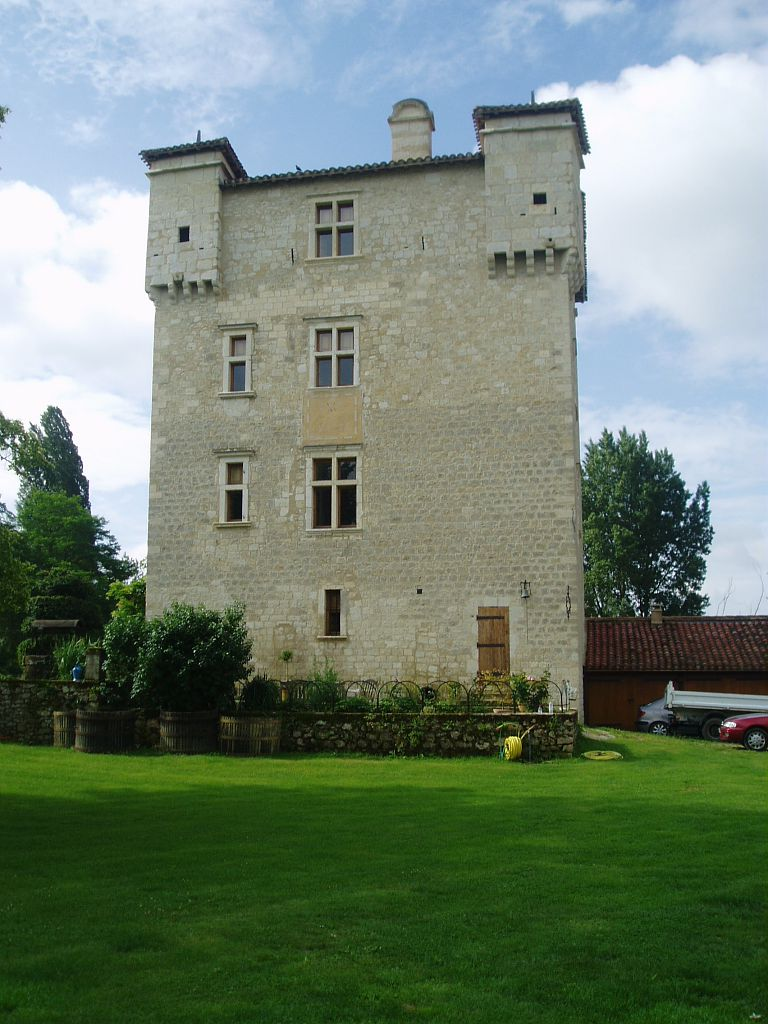 Village de Saint Jean-Poutge