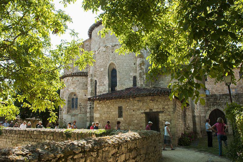 Visite guidée de Montaut-Les-Créneaux