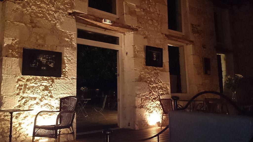 Le Maska extérieur nuit
