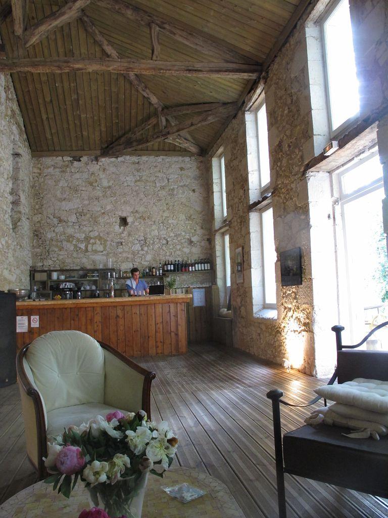 Le Maska Salon Bar intérieur