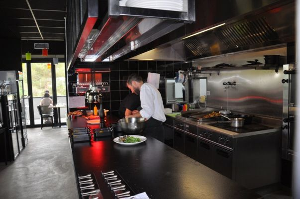 Restaurant panoramique TABLO à Auch