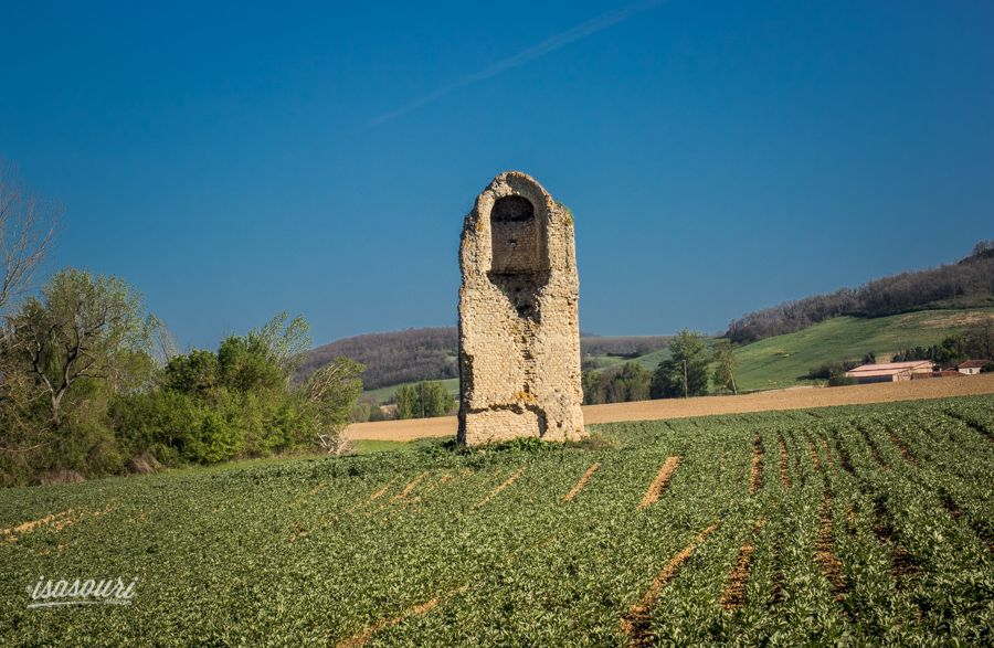 Pile Gallo-romaine de Biran