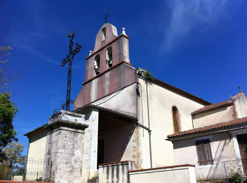 Eglise de CRASTE