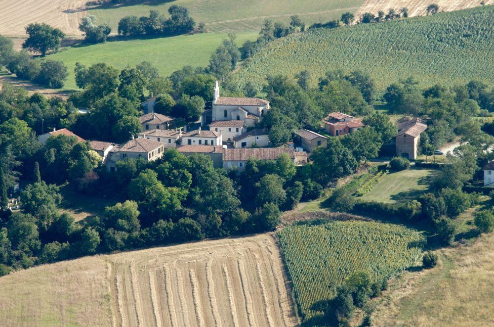 Village de Crastes