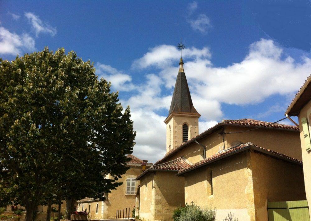 Eglise de DURAN