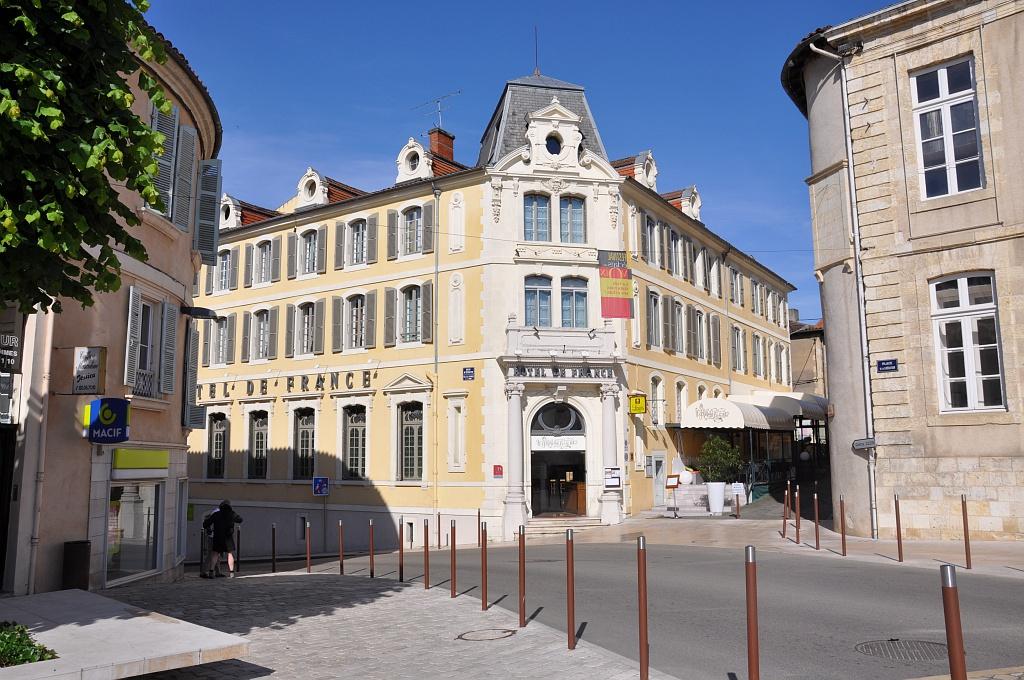 Hôtel de France Façade
