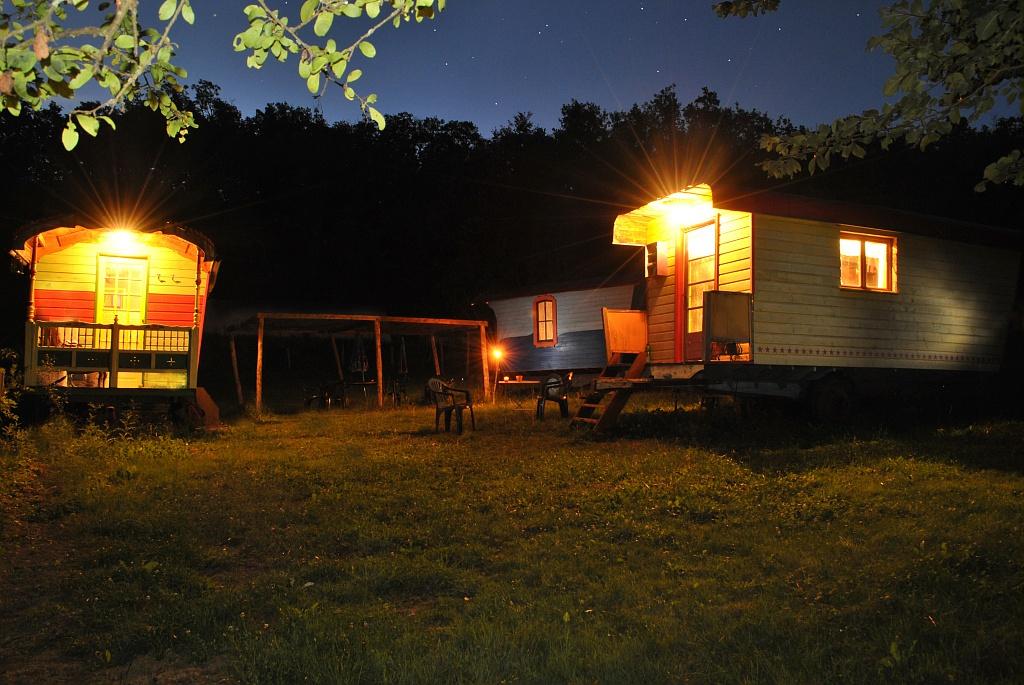 Camping Les Cabanes