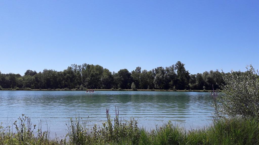 Lac de Castéra-Verduzan