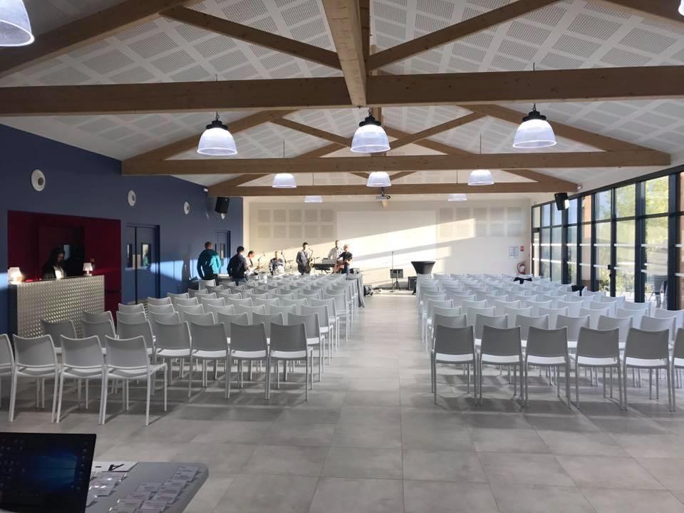Salles séminaire Domaine le Castagné
