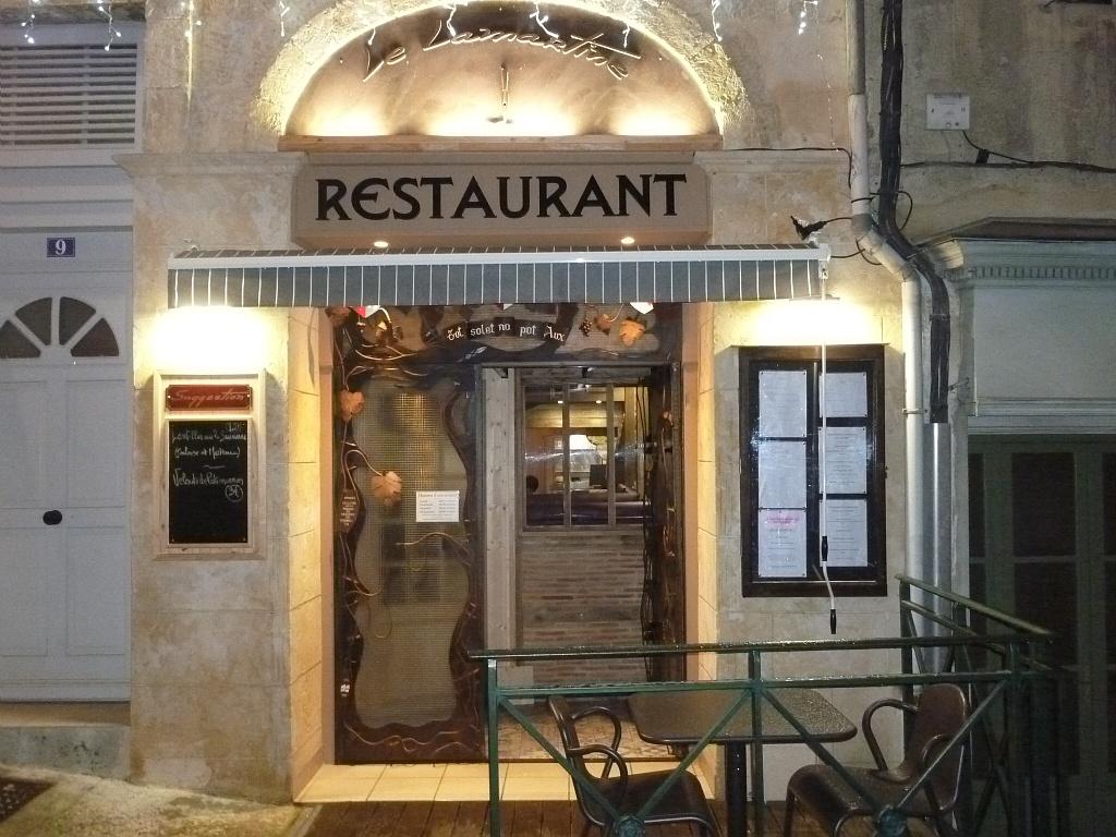 Restaurant Le Lamartine