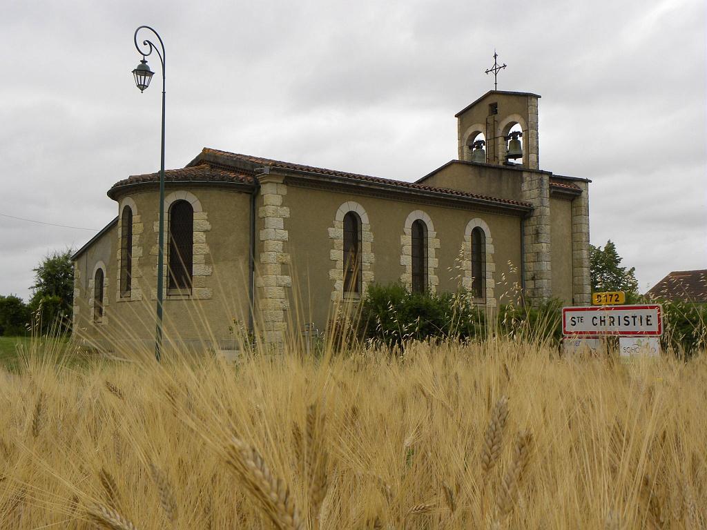 village de sainte-christie