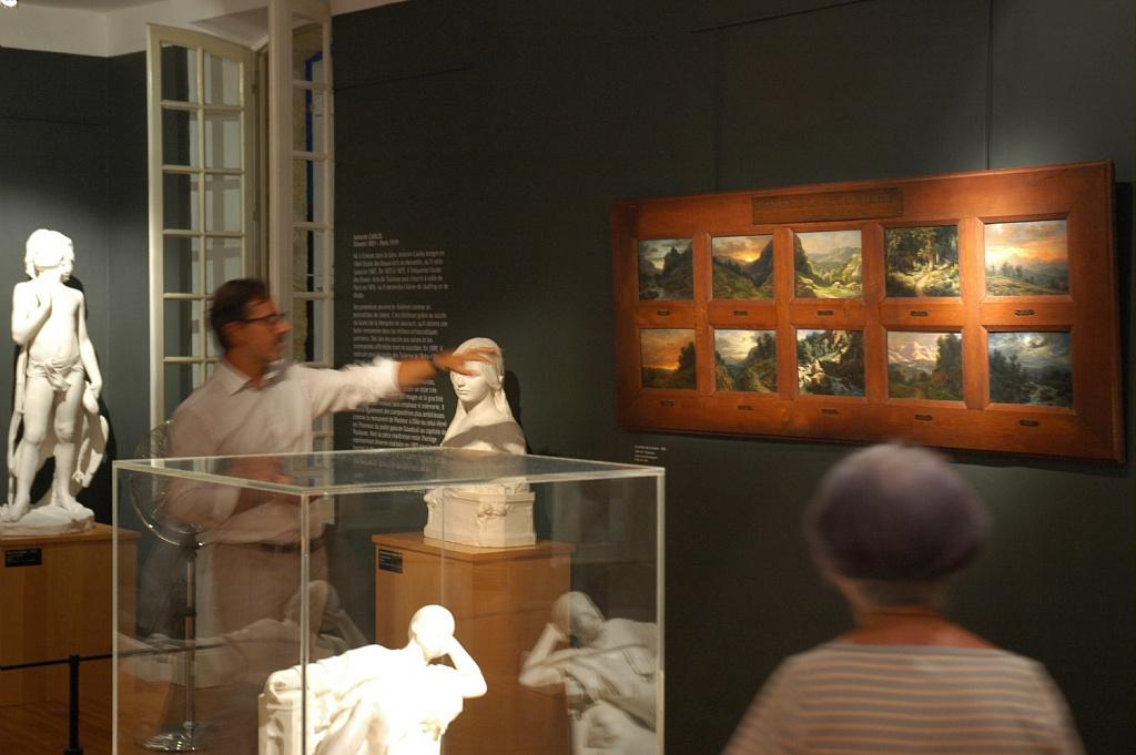 Musée des Amériques – visite guidée