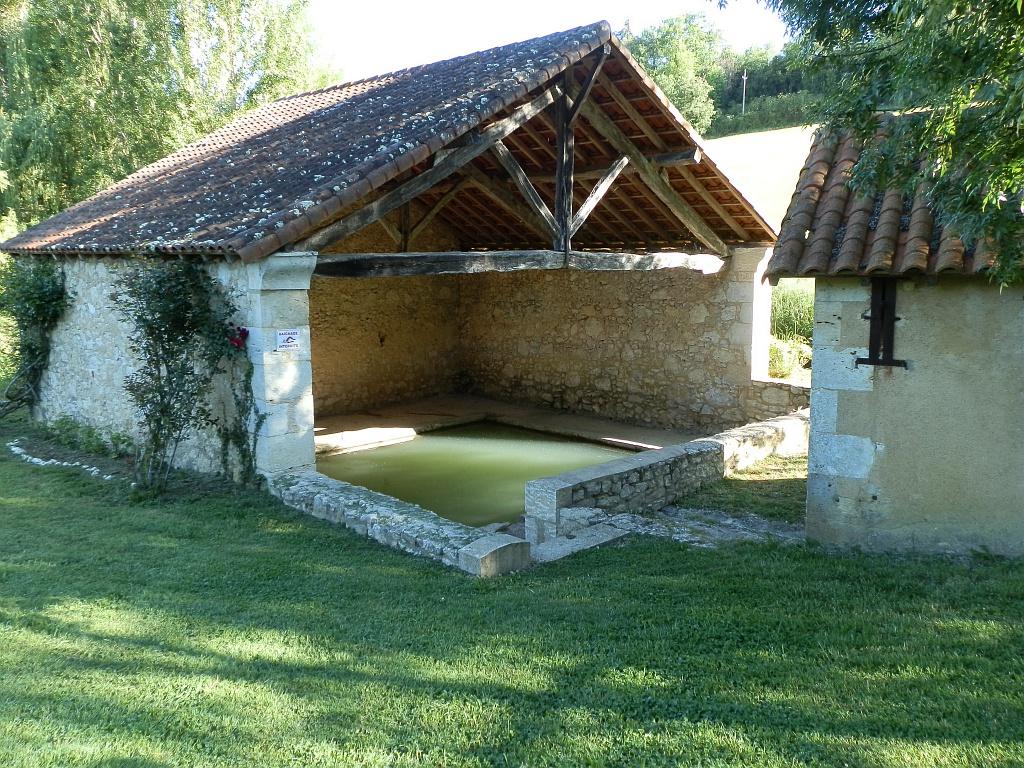 Jardin Vassevin (lavoir)