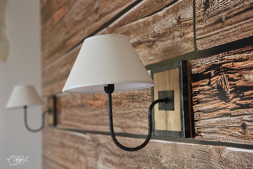 lampe chambre décoration