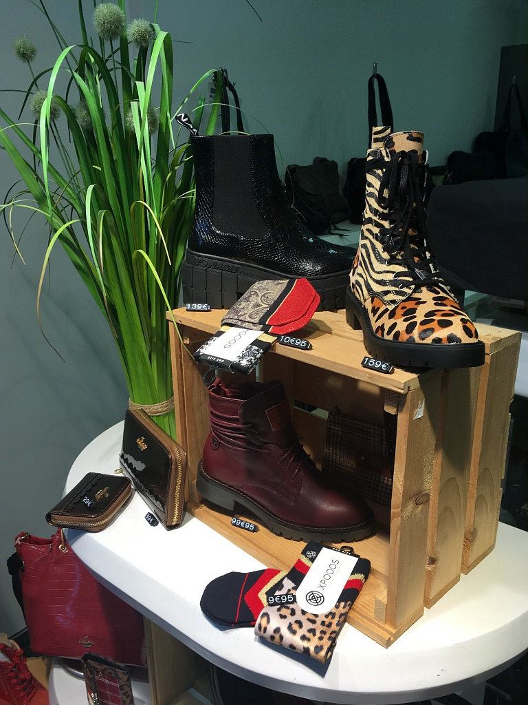 Boutique Lucie Shoes