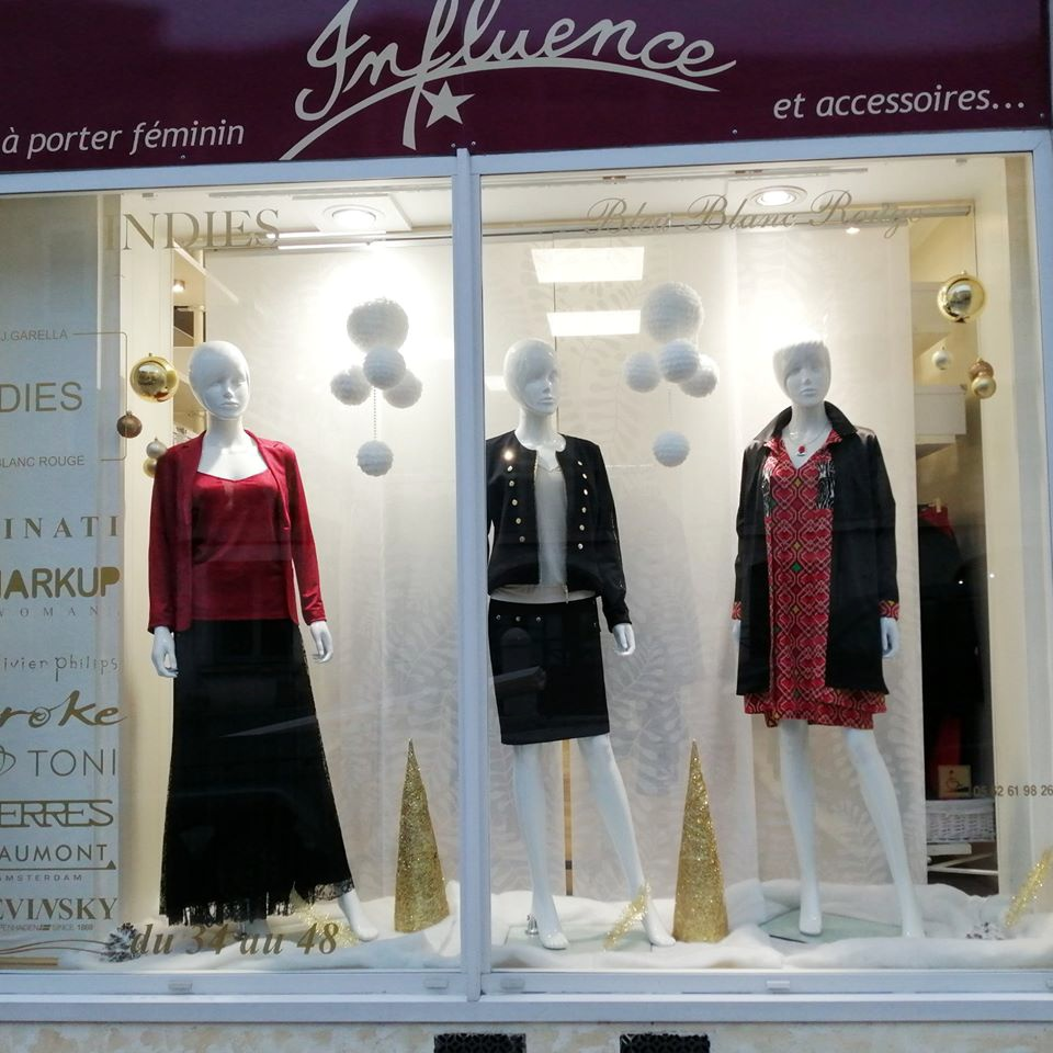 Influence boutique