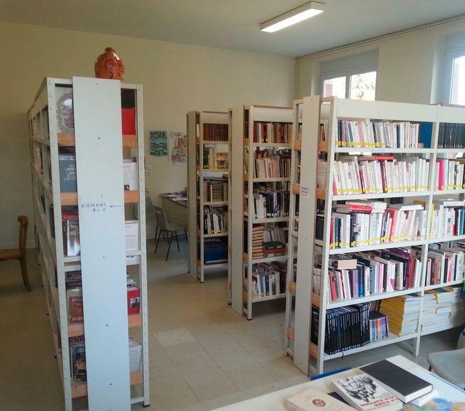 Bibliothèque – médiathèque