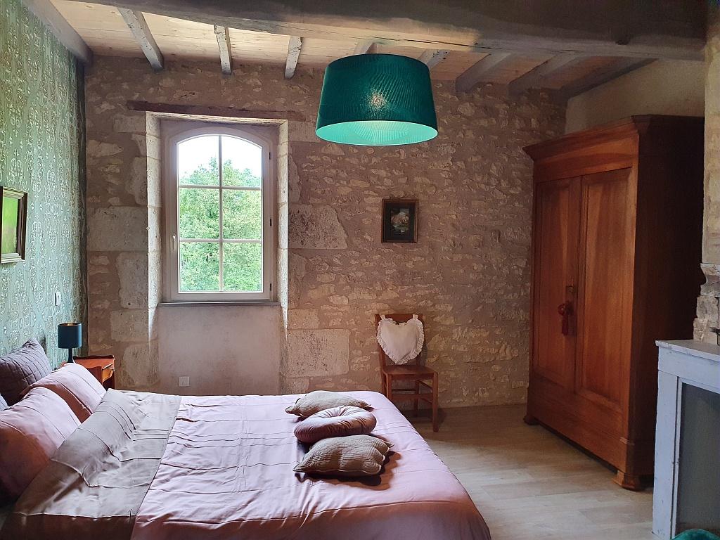 chambre à l'étage – lit 1