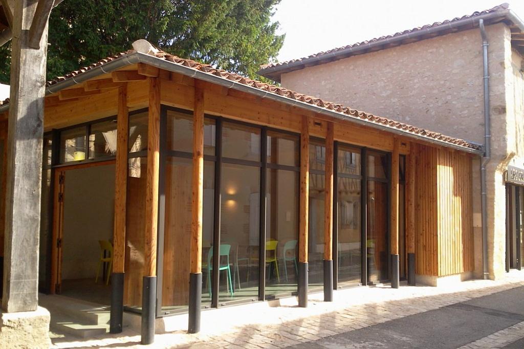 Bibliothèque de Montaut-les-Créneaux