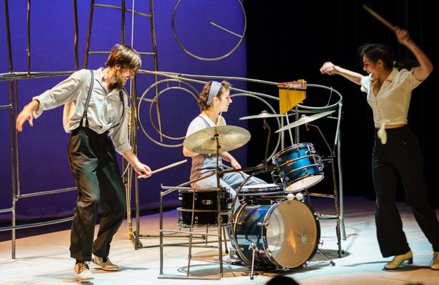 spectacle « lumière ! so jazz »
