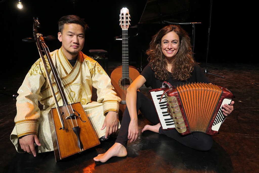 spectacle « duo gobi rhapsodie »