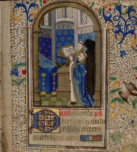 Heures à l'usage de Paris, XVe siècle