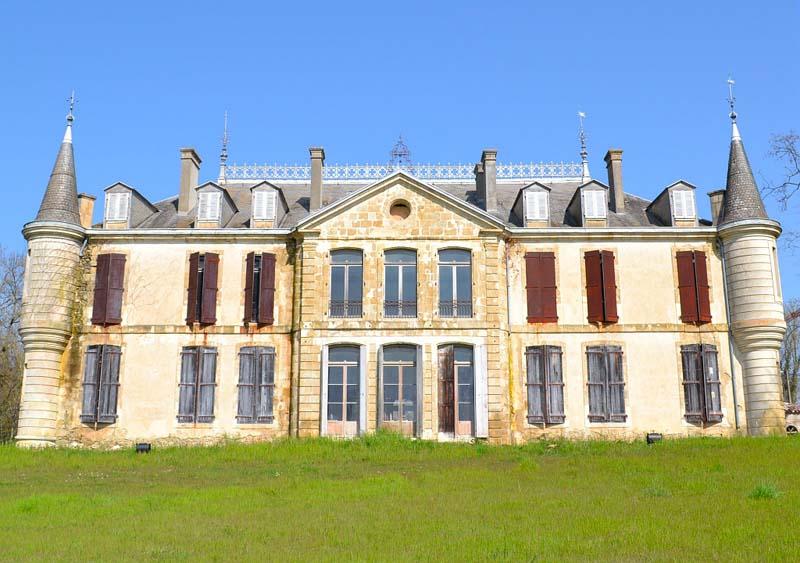 Château de la Testère