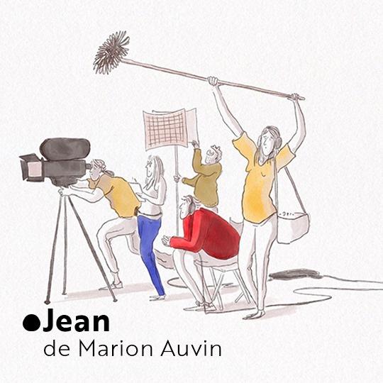 Jean - Festival de Cortometrajes 2020 Noviembre