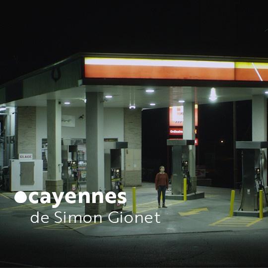 Cayennes - Festival de Cortometrajes 2020 Noviembre