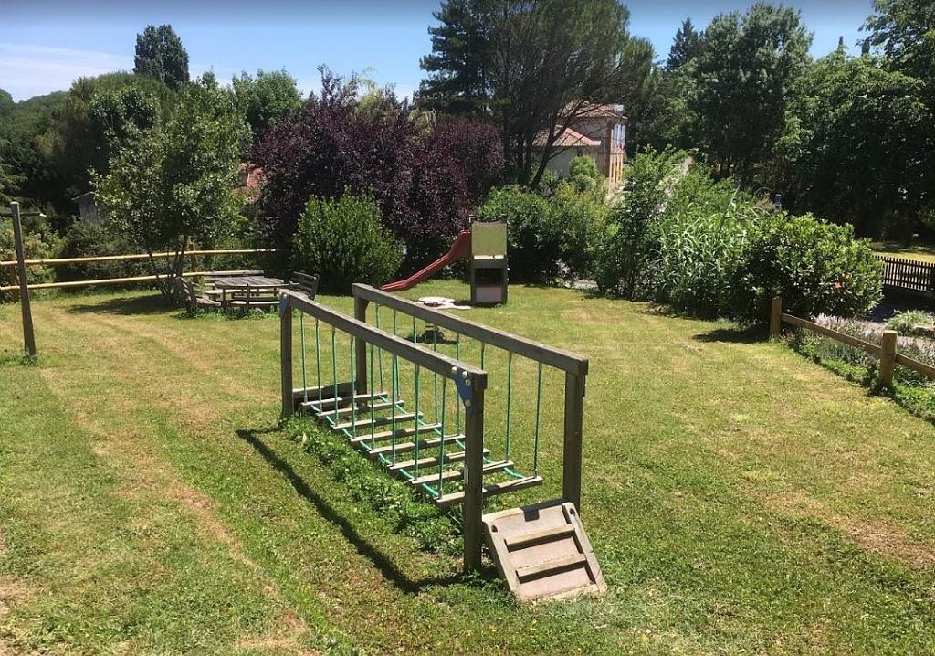 Parque infantil Ordan-Larroque