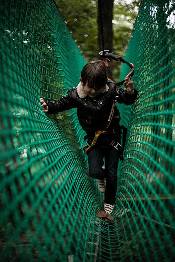 Parc acrobatique