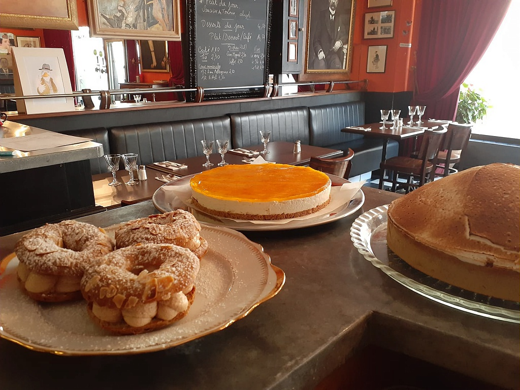 Dessert et tartes