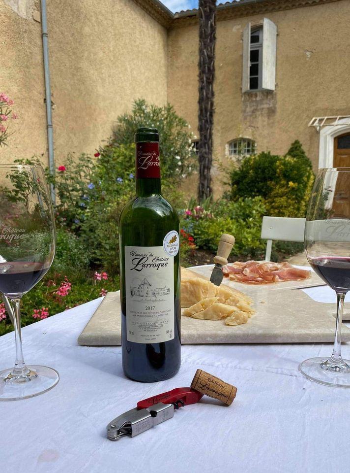 Vin rouge Apéro