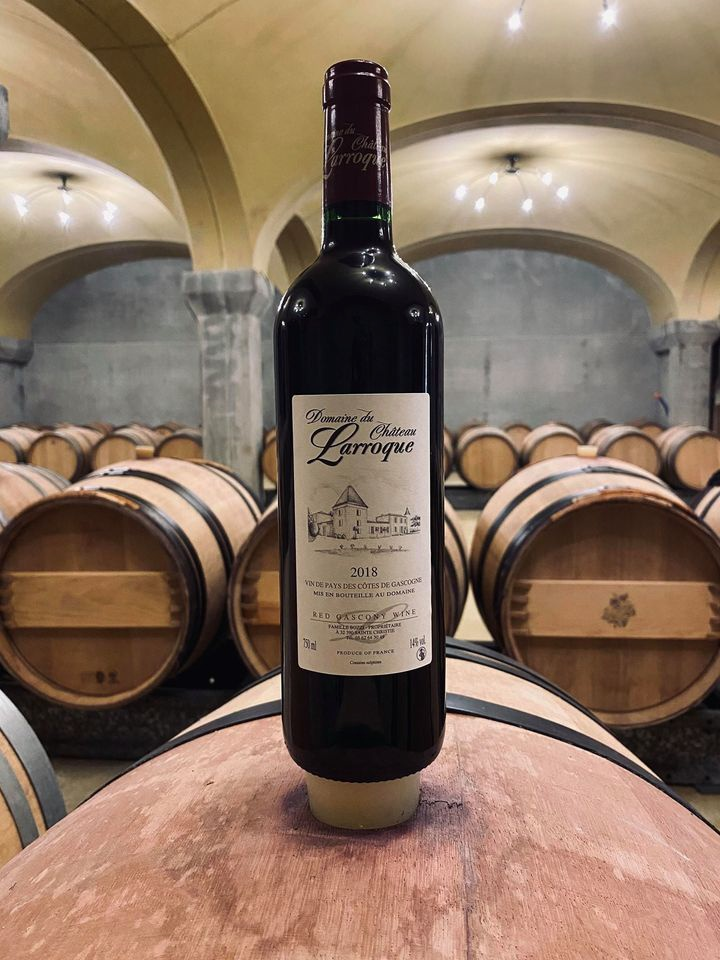 Vin rouge Caveau