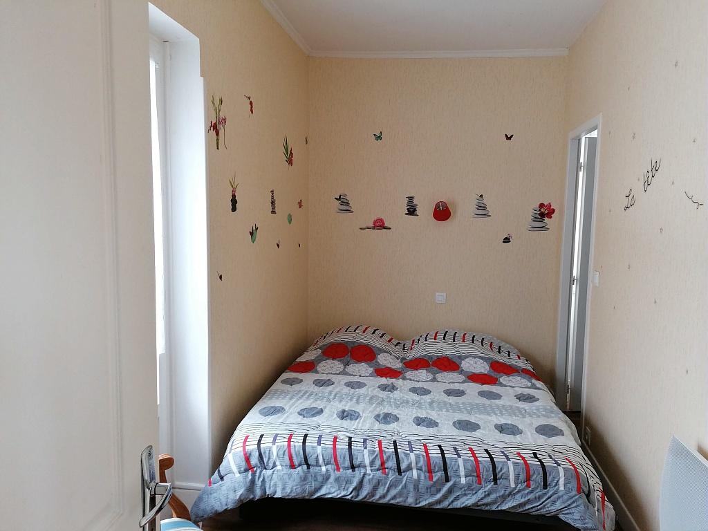 Chambre du gîte/appartement