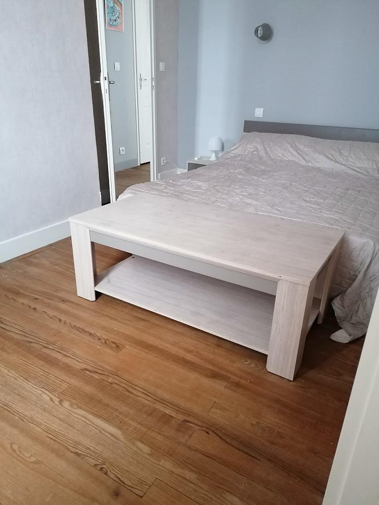 Chambre 2 gîte/appartement