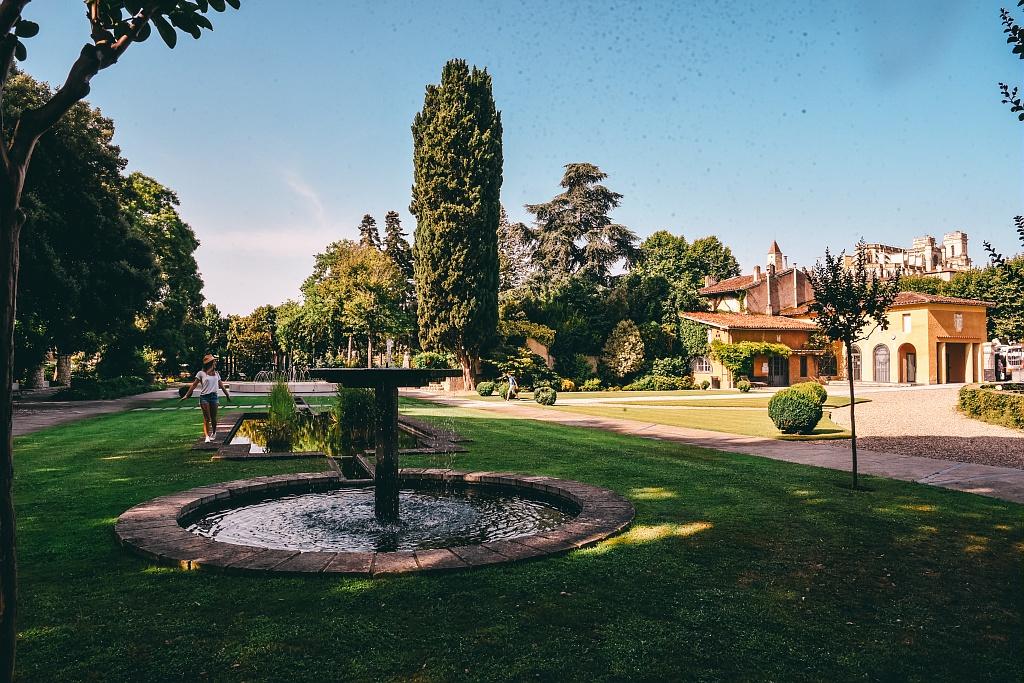Jardin ortholan