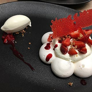 Dessert La Grande Salle